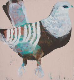 karlee rawkins, lesser male prairie chicken