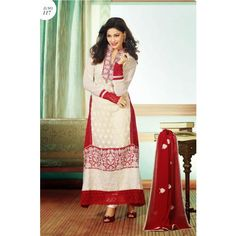 Indian Long Anarkali Salwar Suit