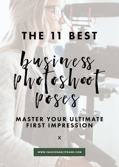 You Must Do These 11 Business Photoshoot Poses (for Creatives) Business Photoshoot Poses - Tap the link now to Learn how I made it to 1 million in sales in 5 months with e-commerce! I'll give you the 3 advertising phases I did to make it for FREE! Poses Pour Photoshoot, Ideas Para Photoshoot, Photoshoot Inspiration, Business Portrait, Business Photos, Creative Business, Business Tips, Online Business, Photography Branding