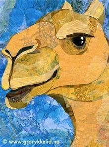 Fargerike dyr - Gro T. Rykkelid
