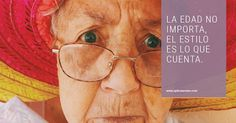 La edad no importa, el estilo es lo que cuenta.  http://opticaarense.com  #gafasgraduadas #gafas #estilo #miercoles