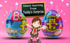 Teddy's Surprise - kids toys from various manufacturers. Teddy's Surprise - simplifies the choice of toys for the child When you buy Teddy's Surprise , you can not see a toy inside the box. Egg Toys, Popular Toys, Inside The Box, Kids Zone, Toy Boxes, Our Kids, Fire Trucks, Baby Toys, Packaging