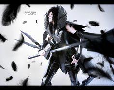 Saint Seiya Hades cosplay by https://akitozz6.deviantart.com/