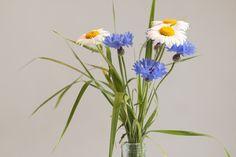 Vilde Blomster Buket, Blumenvase, Stadig Liv