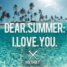 Endless summer love!
