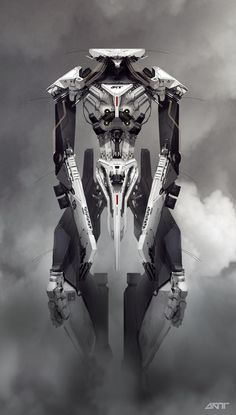 ArtStation - Lynx Prototype v.09, DAYTONER / Daniel Hahn #mecha – https://www.pinterest.com/pin/336714509631195132/