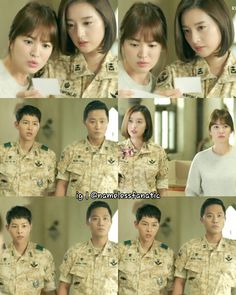 song hye kyo 송혜교 and song joong ki 송중기 descendants of the sun 태양의후예 kikyo couple Desendents Of The Sun, Descendants Of The Sun Wallpaper, Kim Book, Song Joon Ki, Korean Actors, Korean Dramas, Songsong Couple, Hot Korean Guys, Actresses