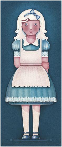 Alice's Adventures in Wonderland by MUTI http://www.inspirefirst.com/2013/10/02/alices-adventures-wonderland-muti/