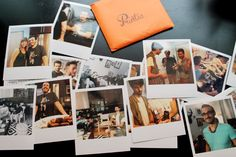 Received some @Printic App photos to remember our housewarming party. A fabulous gift!