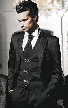 Damatlik Bräutigam Anzug