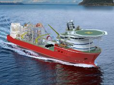 De Beers Commissions Offshore Diamond Exploration Ship. This first-of-its-kind vessel will be of MT 6022 design from Marin Teknikk, a proven design from the offshore oil and gas sector.