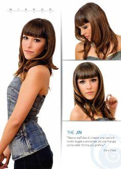 The Jin haircut Cut: Enzo Vitale