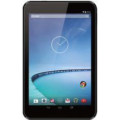 """Hisense Sero 8 with WiFi 8"""" Touchscreen Tablet PC Featuring Android 4.4.2 (KitKat) Operating System, Gray"""
