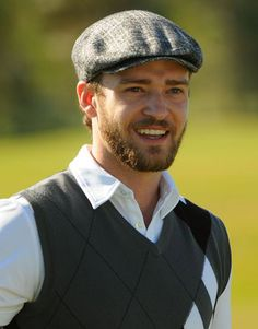 Celebrities in Hats: Justin Timberlake