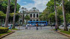Praça da Liberdade em Belo Horizonte (MG)