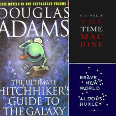Best Science-Fiction Books | POPSUGAR Tech