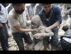 Séisme au Népal.Le bilan s'alourdit : 688 morts [Direct] - Monde - Le Télégramme, quotidien de la Bretagne