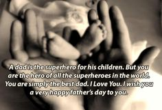 Happy Fathers Day Images: Are you looking Happy Fathers Day Images? If yes, here we are collect beautiful Happy Fathers Day Images 2017 for you. Happy Fathers Day Images, Fathers Day Wishes, Wish Quotes, Best Dad, I Love You, Beautiful, Te Amo, Je T'aime, Love You