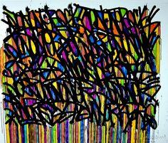 JONONE http://www.widewalls.ch/artist/jonone/ #contemporary #art #graffiti #streetart #urbanart