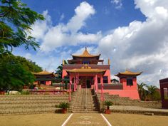 Templo Odsal Ling, i