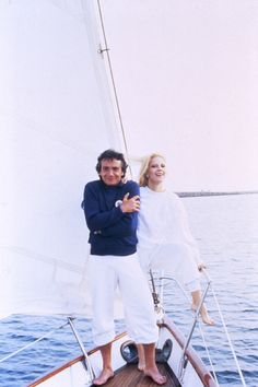 Sylvie Vartan Photo 20x30 Michel Sardou   eBay French Collection, Barefoot, White Jeans, Stars, Celebrities, Music, People, Beautiful Things, Singers