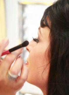 Makeup by me! I'm @The Kiss N Makeup Parlour salon on wheels! !
