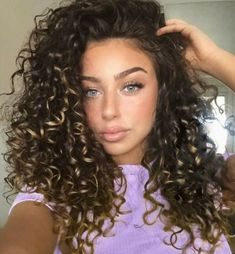 15 Most Cute Curly Hairstyles for Women Over 30 medium curly haircuts naturally curly haircuts short layered curly hair short curly hair girl cute short curly hairstyles best hairc Medium Curly Haircuts, Haircuts For Curly Hair, Curly Hair Cuts, Medium Hair Cuts, Wavy Hair, Easy Hairstyles, Haircut Medium, Long Curly Hairstyles, Naturally Curly Hairstyles