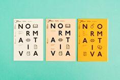 Idep Barcelonabrochures for internal communication.Design by...
