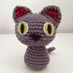 1000+ images about Gatos amigurumis on Pinterest ...