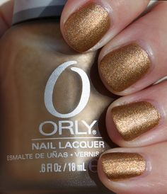 990174d9c96 Orly has released a collection of metallic matte polishes called Metal  Chic. These are all metallic, matte and yet still packed
