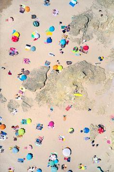 Escape to the Beach   Gray Malin