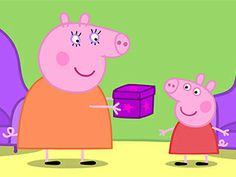 717c5338be5 Download a special message from Peppa for the Mummy Pig in your life this  Mother s Day!