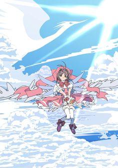 SCC - Sakura Kinomoto