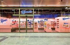 Manner Shop Wien Hauptbahnhof - New Ideas Shops, Manners, Fun, Vienna, Shopping, Ideas, Coffeehouse, Central Station, Graz