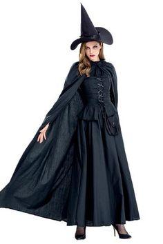 Black Witch Sorceress Costume Sorceress Costume 7b1aa7e4f