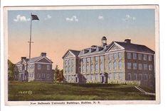 New Dalhousie University Buildings, Halifax, Nova Scotia,