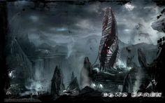 Dead Space Hd Backgrounds Artwork Wallpaper Pc Games