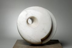 Dame Barbara Hepworth DBE (10 January 1903 – 20 May 1975) was an English sculptor. Her work exemplifies Modernism, and with such contemporaries as Ivon Hitchens, Henry Moore, Ben Nicholson, Naum Gabo she helped to develop modern art (sculpture in particular) in Britain
