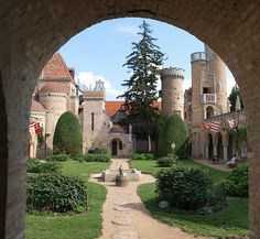Bory Castle (var), Szekesfehervar - Hungary | Flickr