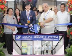 SSS inaugurates Batasan Hills Branch