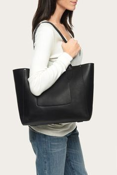 Leather Tote Bags for Women   FRYE