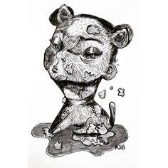 🔔#muddy #doggie #girl #popsurrealism #sketch #promptlist #inktober #inktober2018 #instaart #artistsoninstagram #sketchbook #ink #fabercastell #brushpen #tombowdualbrushpens Tombow Dual Brush, Pop Surrealism, Faber Castell, Brush Pen, Inktober, Insta Art, Sketch, Artist, Sketch Drawing