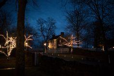 Holidays at Shaker Village in Harrodsburg KY shakervillageky.org