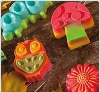 Seifengießen Ice Tray, Soap, Forest Theme, Owl Crafts, Tutorials, Ideas, Bar Soap, Soaps