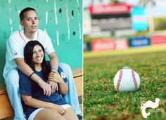 color themed engagement session | Engagement Session Tips: Styling & Themes | Floridian Weddings