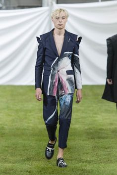 Icosae Menswear Spring Summer 2017 Paris
