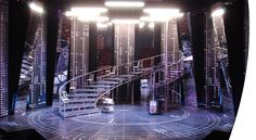 Ariodante (2005); Direction: Sandra Bernhard; Set Design: Paul Shortt
