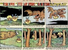 Gustave Verbeek, The Upside Downs of Little Lady Lovekins and Old Man Muffaroo, 1903