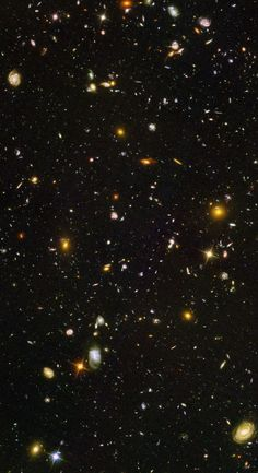 Hubble Space Telescope Advent Calendar 2008 - The Big Picture - Boston.com.. Side note - these aren't stars - these are galaxies!! GALAXIES!!!! Does that blow anyone else's minds?! Makes you realize how trivial our problems are. Just look up..