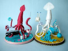Mr. Squid, A Very Handy Crafter, Single | Flickr - Photo Sharing!